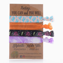 Sassy Chic Hair Ties by Little Tree Palette