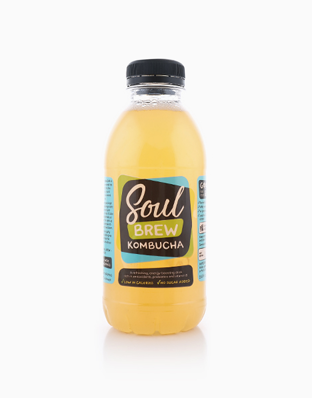 Soul Brew Kombucha Classic Flavor (500ml) by Soul Brew PH