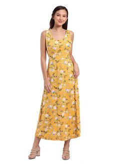 Samantha Long Dress by Lili Co.