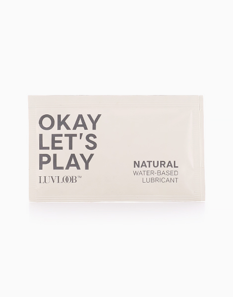 Natural Water-Based Lubricant by LuvLoob