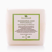 Mandarin & Patchouli Conditioner Bar (50g) by Kalikhasan Eco-Friendly Solutions