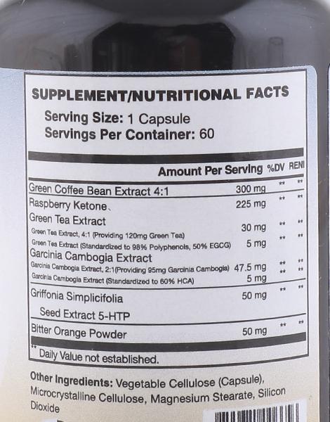 Advance Nutrition Body Slim by Relumins