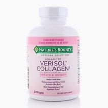 Advanced Verisol Collagen (270 Caplets) by Nature's Bounty