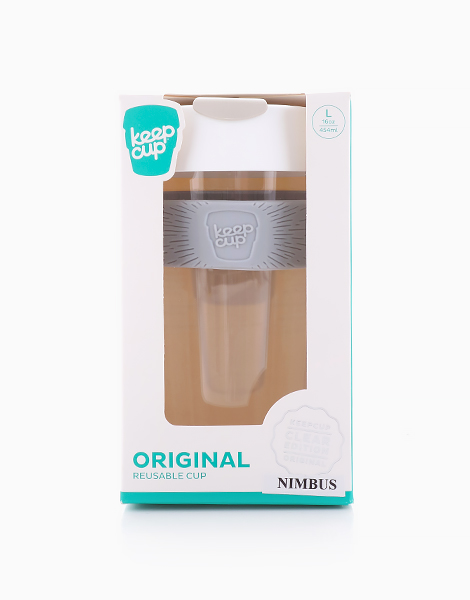 Keep Cup Clear Series (16oz) by Keep Cup | Nimbus