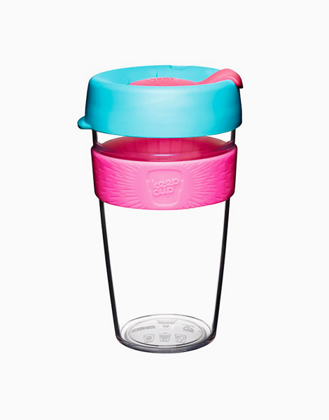 Keep Cup Clear Series (16oz) by Keep Cup | Radiant