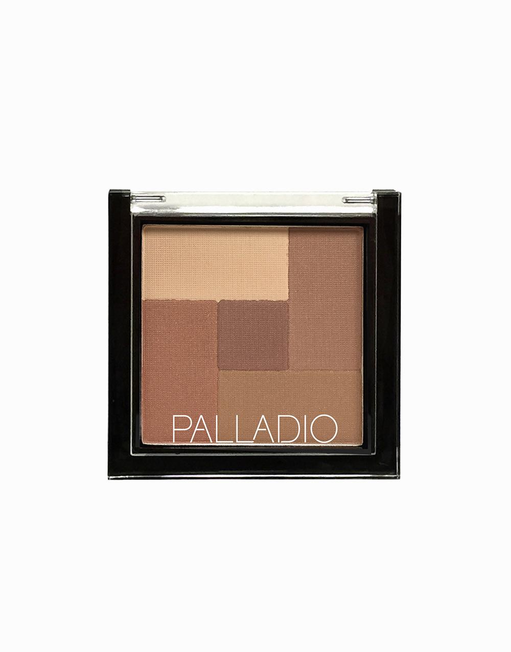 Mosaic Powder by Palladio | Sun Kissed