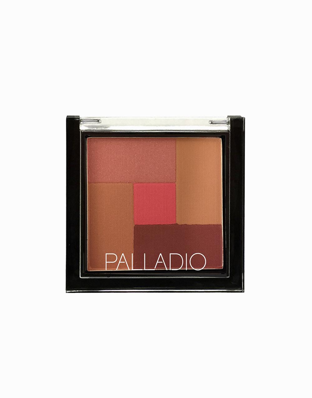 Mosaic Powder by Palladio | Pink Truffle
