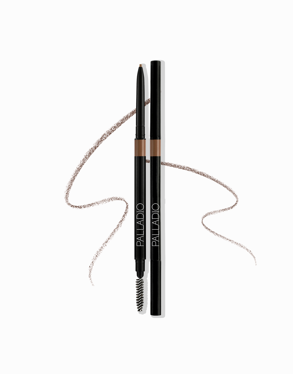 The Brow Definer Micro Pencil by Palladio | Taupe