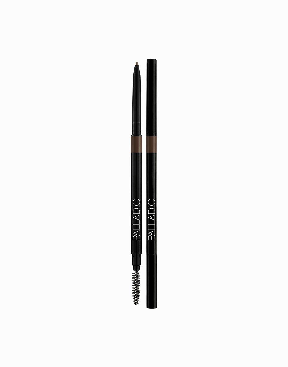 The Brow Definer Micro Pencil by Palladio | Ash Brown