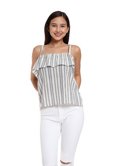 Julia Strap Top by Flair & Stare