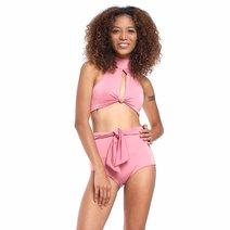 Ava Halter Bow Tie Bikini by Suns of Beaches