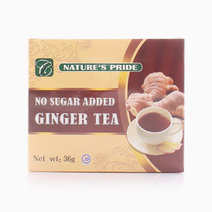 Ginger Tea No Sugar Added (36g) by Nature's Pride