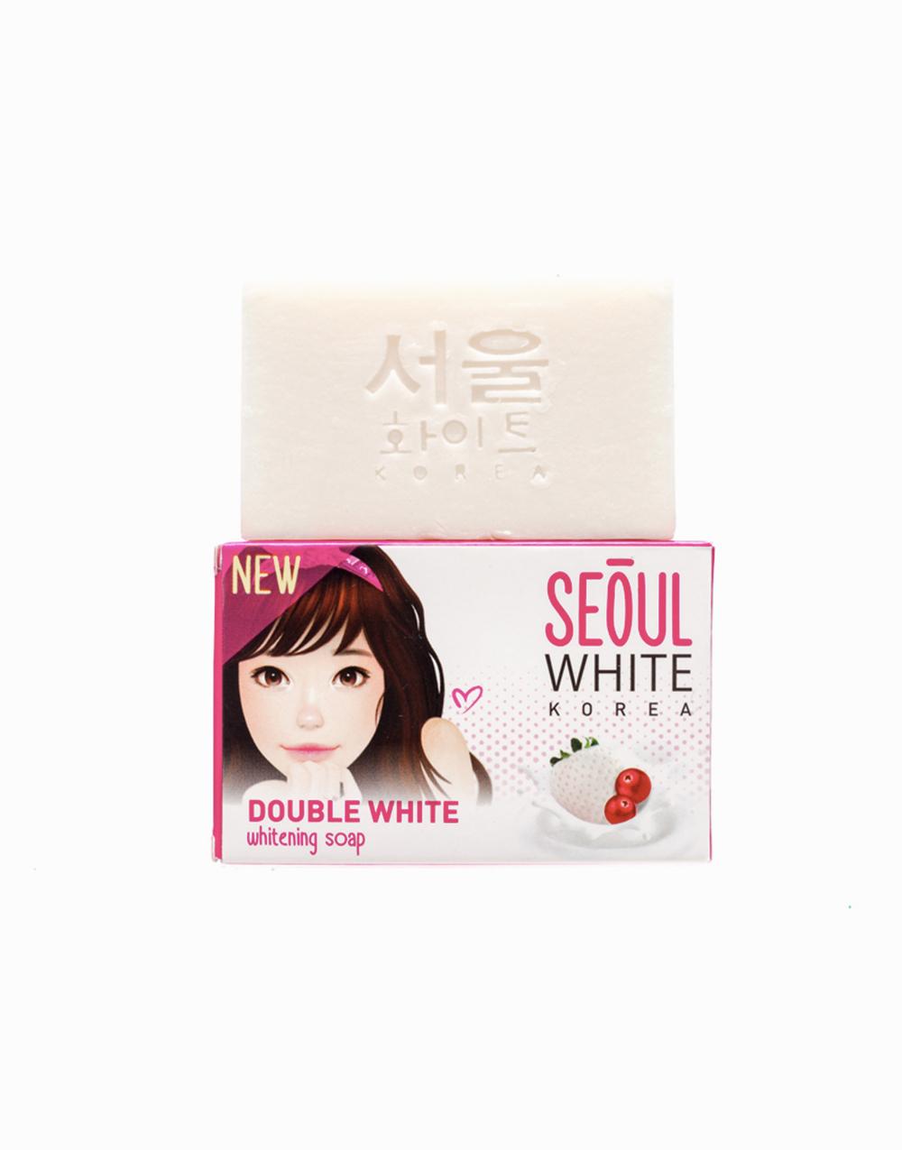 Double White Whitening Soap (60g) by Seoul White Korea