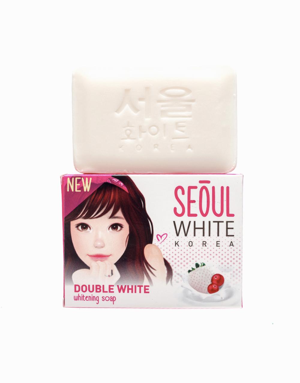 Double White Whitening Soap (90g) by Seoul White Korea