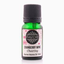 Cranberry Wine 10ml Burner Aroma Oil by FAVORI