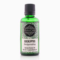 Eucalyptus 50ml Burner Aroma Oil by FAVORI