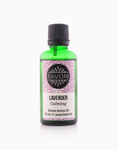 Lavender 50ml Burner Aroma Oil by FAVORI