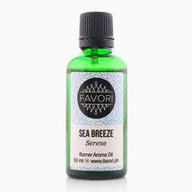 Sea Breeze 50ml Burner Aroma Oil by FAVORI