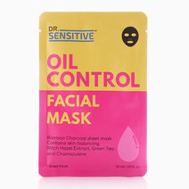 Oil Control Bamboo Charcoal Mask by Dr. Sensitive
