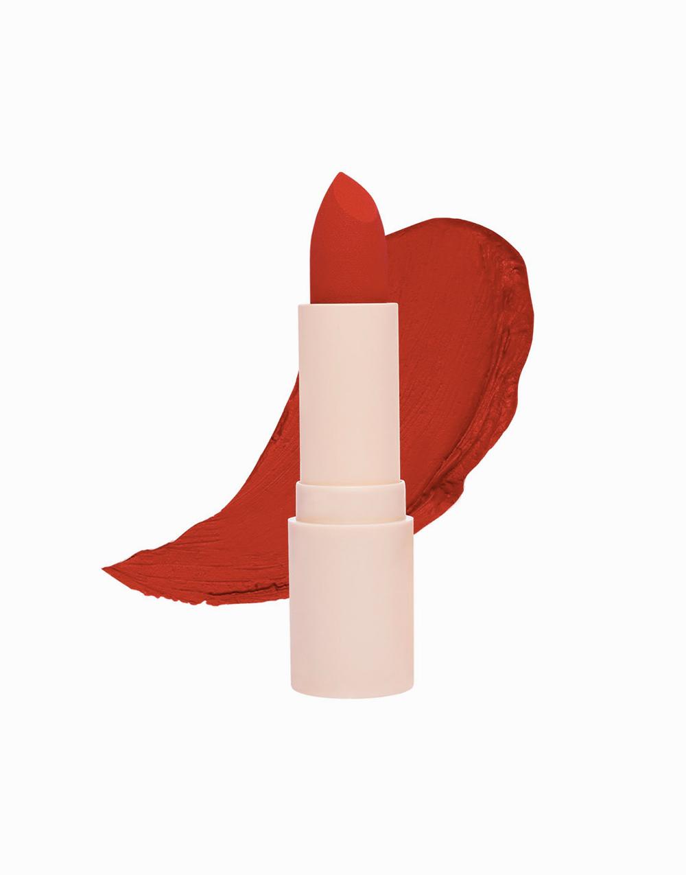 Sunnies Face Fluffmatte [Weightless Modern Matte Lipstick] (Hot Sauce) by Sunnies Face