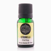 Citronella 10ml Burner Aroma by FAVORI