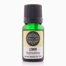 Lemon 10ml Burner Aroma Oil by FAVORI