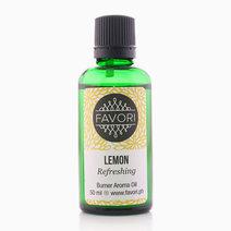 Lemon 50ml Burner Aroma Oil by FAVORI