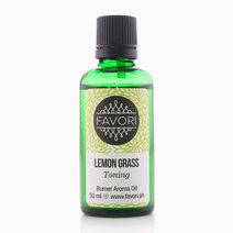 Lemon Grass 50ml Burner Aroma Oil by FAVORI