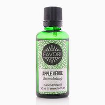 Apple Verde 50ml Burner Aroma Oil by FAVORI