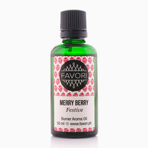 Merry Berry 50ml Burner Aroma Oil by FAVORI