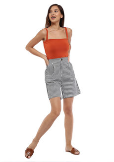 Nautica Striped Shorts  by Pink Lemon Wear