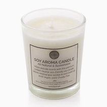 Eucalyptus & Spearmint Soy Aroma Candle (60g) by FAVORI