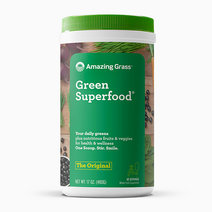 Amazing grass green superfood organic powder with wheat grass and 7 super greens  original flavor 480g