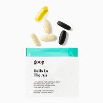 Goop balls in the air