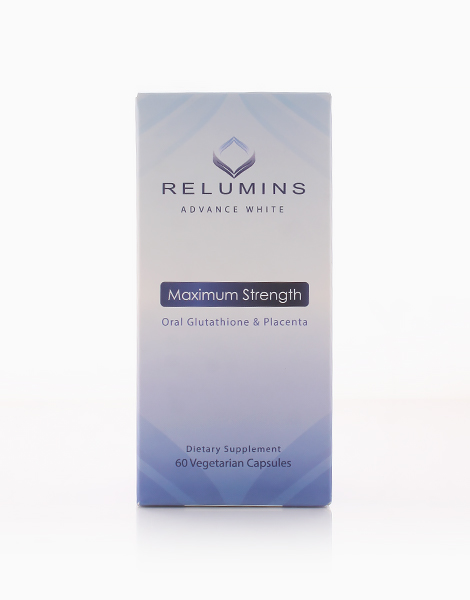 Oral Glutathione + Placenta + Vitamin C & Rosehips by Relumins