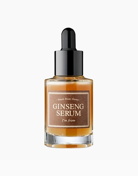 Ginseng Serum by I'm From