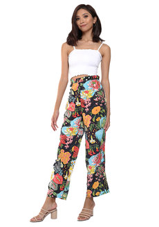 Luvina Printed Pants by Chelsea