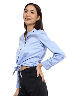 Marquilla Self Tie Top by Chelsea