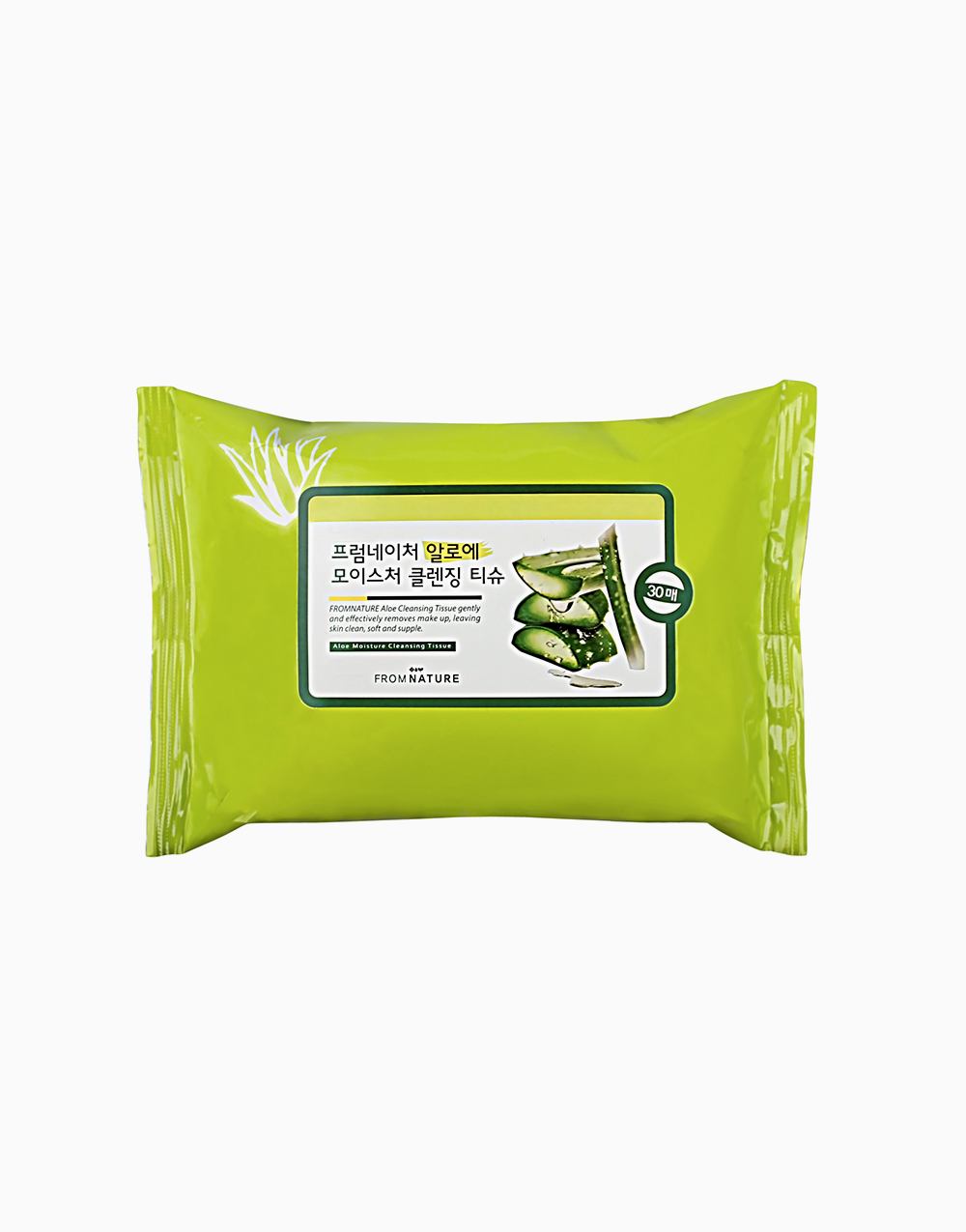 Aloe Moisture Cleansing Tissue by FROMNATURE