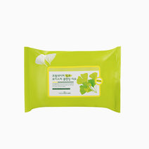 Fromnature ginko moisture cleansing tissue 30sheets
