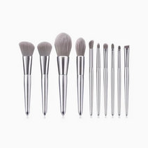 10pc Makeup Brush Set by Brush Works