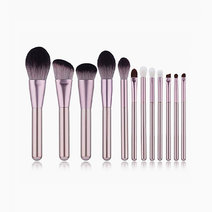 12pc Premier Makeup Brush Set by Brush Works