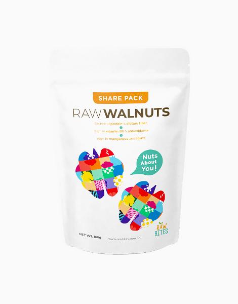 Raw Bites Raw Walnuts (160g) by Raw Bites PH