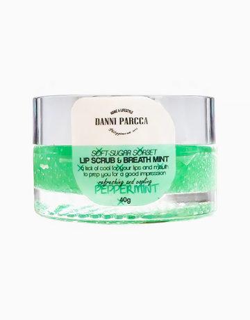 Lip Scrub & Breath Mint (40g) by Danni Parcca