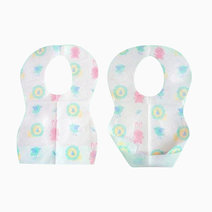 Disposable Baby Bibs (Box of 8) by Lilla + Lamm Lifestyle