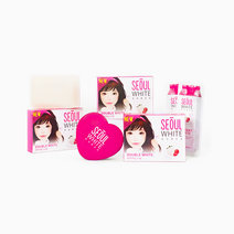 Seoul white korea limited edition  kim chiu vanity set