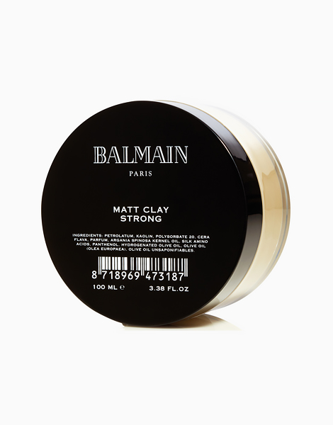 Matt Clay Strong by Balmain Hair Couture
