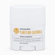 Natural deodorant travel stick ylang ylang   calendula