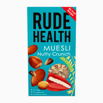 Rude health nutty crunchy muesli %28450g%29