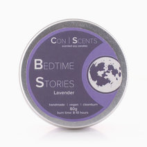 Bedtime Stories Scented Soy Candle by Conscents PH